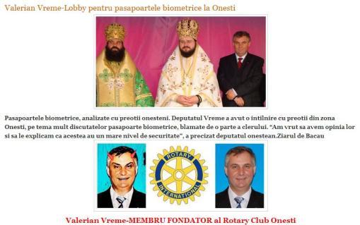 Valerian Vreme Rotary Club